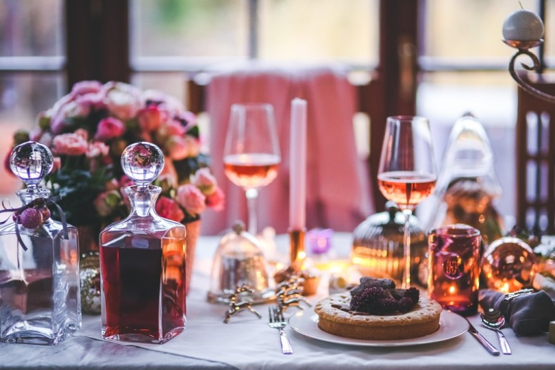 how to create an eco friendly christmas lunch