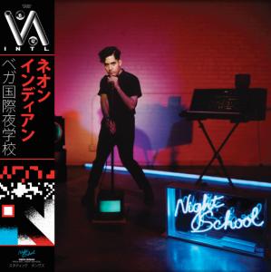 vega intl. night school album cover