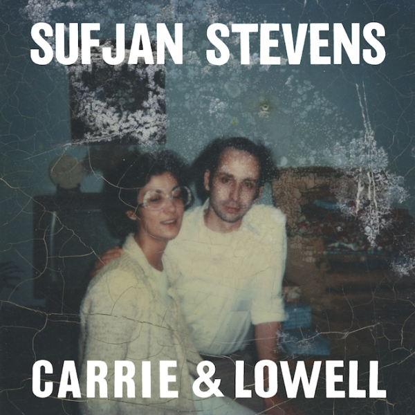 carrie & lowell album cover 2015