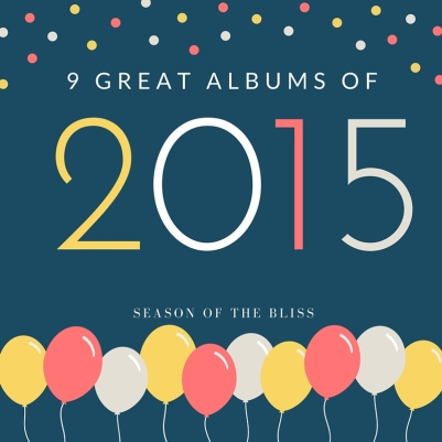 9 great albums of 2015