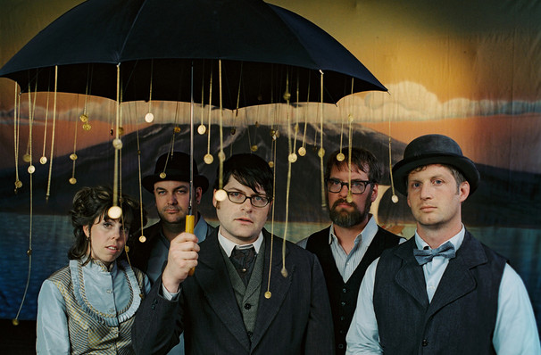 portrait of the decemberists