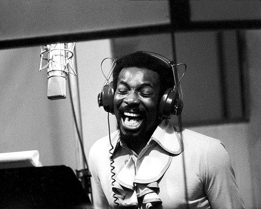 wilson pickett studio recording in the 1970s