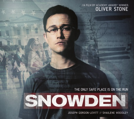 Snowden [2016]: Movie Review