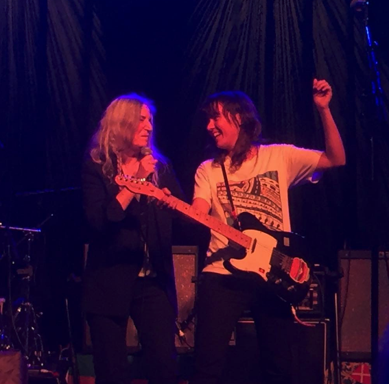 patti-smith-courtney-barnett-share-stage